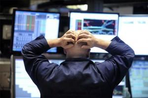 håller en ny finanskris på att byggas upp?