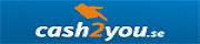 Billiga weblån genom Cash2you